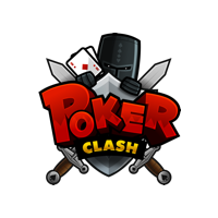 Poker Clash Game Logo