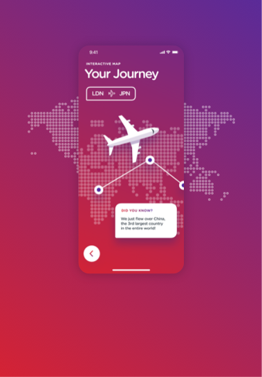Virgin Atlantic – Concept