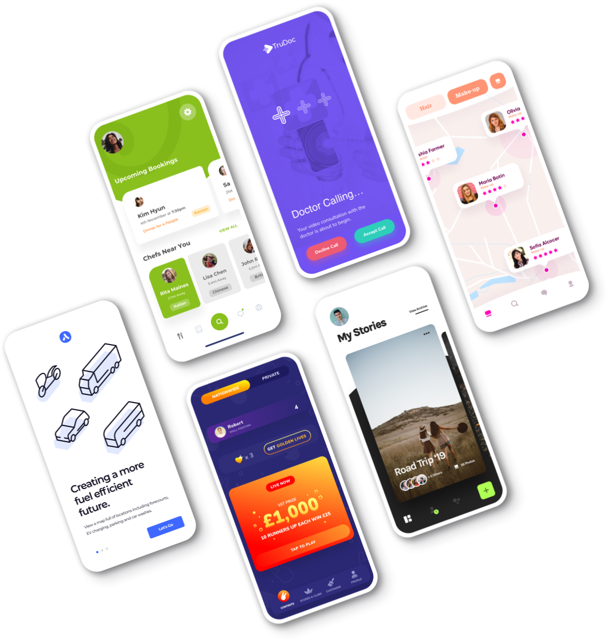 Startup Apps